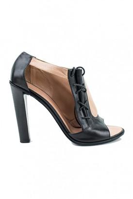 Celine Multicolour Leather Ankle boots