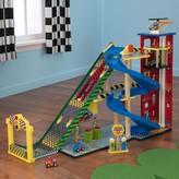 Kid Kraft Mega Ramp Racing Set