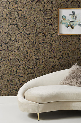 York Wall Coverings Cabaret Wallpaper By York Wallcoverings in Gold Size ALL