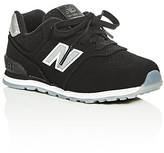 New Balance Boys' 574 Lux Rep Lace Up Sneakers - Walker, Toddler