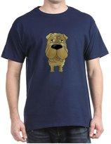 CafePress - Big Nose Shar-Pei - 100% Cotton T-Shirt