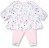 Le Top Sweet Pea Dress 2-Piece Set (Baby Girls)