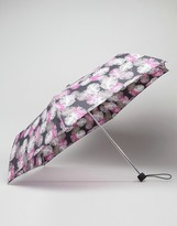 Fulton Superslim Falling Feather Print Umbrella