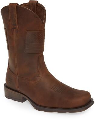 Ariat Rambler Patriot Cowboy Boot