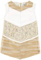 Kenzo Pinafore dress