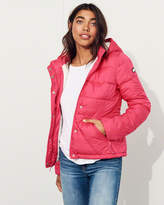 Hollister Sherpa-Lined Puffer Jacket