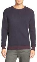 Vince Camuto Men's Cotton Crewneck Sweater