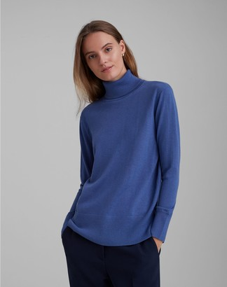Club Monaco Essential Merino Wool Turtleneck
