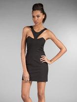 Neck Piece Dress