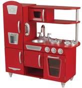 Kid Kraft Vintage Play Kitchen in Red