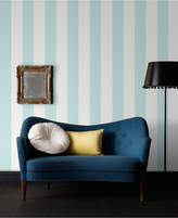 Graham & Brown Calico Stripe Duck Egg Wallpaper