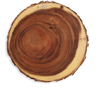Fortessa Slice Wood Charger Plate