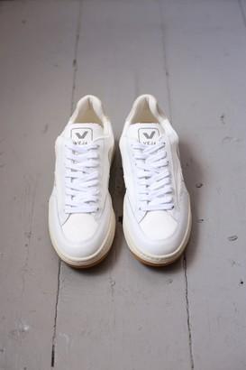 Veja V 12 B Mesh White Natural Sneakers - 40