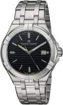 Maurice Lacroix Men's AI1008-SS002-331-1 Aikon Analog Display Quartz Silver Watch