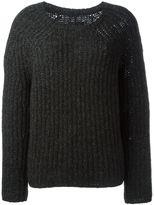Nili Lotan crew neck sweater