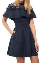 Self-Portrait Hudson Mini Dress