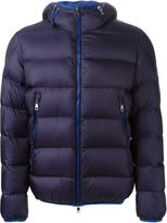 Moncler 'Chauvon' padded jacket - men - Feather Down/Polyamide - 0