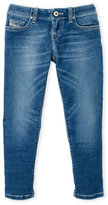 Diesel Girls 4-6) Grupeen Super Slim Jeans