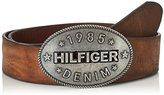 Tommy Hilfiger Women's Thd Plaque Belt