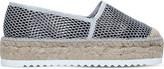 Carvela Krowd mesh flatform espadrilles