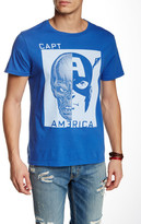Junk Food Clothing Captain America Tee