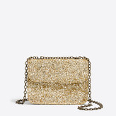 J.Crew Factory Girls' glitter purse