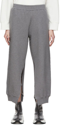 MM6 MAISON MARGIELA Grey Split Seam Lounge Pants