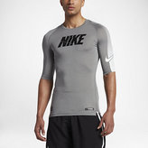 Nike Pro Compression Men's Half Sleeve Football Top