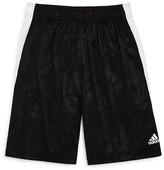 adidas Boys' Climalite Mesh Panel Sports Shorts - Sizes S-XL