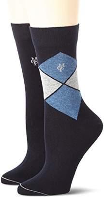 Marc O'Polo Body & Beach Women's MATHILDA Socks,(Size Of : 403) (Pack of 2