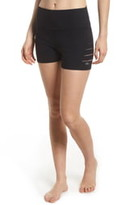 Alo Ripped High Waist Shorts