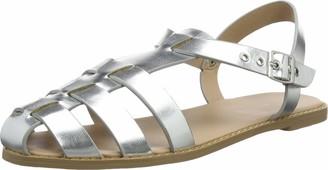 New Look Women's Kladine Open Toe Sandals