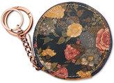 Patricia Nash Denim Fields Mini Scafati Key Chain Pouch