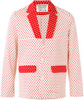 Henrik Vibskov 'Moment' blazer - men - Cotton/Polyamide/Spandex/Elastane/Viscose - S