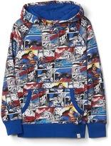 Gap GapKids | DC Justice League comic hoodie
