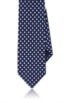 Salvatore Ferragamo Men's Bee-Print Silk Necktie