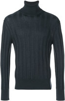 Tom Ford ribbed knit jumper - men - Silk/Cashmere - 48