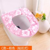 PLGJAQ862 Toilet Pad Toilet Kit Toilet Ring Paste Zip-Thick Waterproof Universal A Pad
