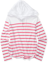 Ralph Lauren Striped Hoodie, Big Girls (7-16)