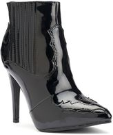 N.Y.L.A. Rabecca Women's High Heel Ankle Boots