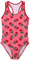 Juicy Couture Pink Cherry One-Piece - Girls