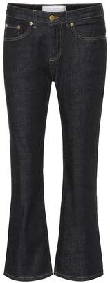 Victoria Victoria Beckham Kick Flare mid-rise jeans