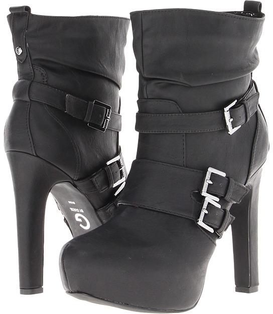G by Guess Rubin (Black) - Footwear