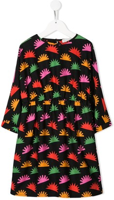 Stella McCartney Hedgehog-Print Dress