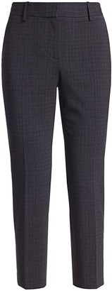 Theory Treeca Wool Tailored Pants