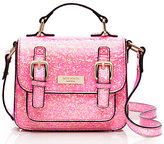Kate Spade Kids glitter scout cross body