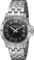 Raymond Weil Men's 5599-ST-00608 Tango Stainless Steel Case and Bracelet Dial Watch