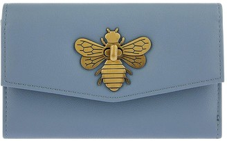 Accessorize Britney Bee Wallet - Blue