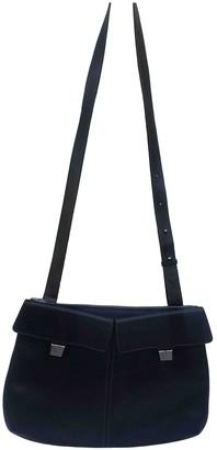 Delvaux Black Leather Handbags