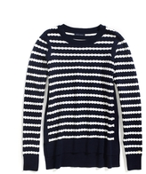 Tommy Hilfiger Striped Crew Neck Sweater